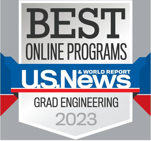 #14 Best Online Graduate Engineering Programs