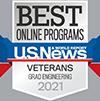 #12 Best Online Graduate Engineering Programs for Veterans