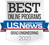 #15 Best Online Graduate Engineering Programs