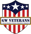 Badge for GW Veterans Advocate Group